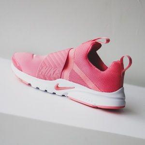 ✔️ New✔️ NIKE pink gaze Presto Extreme GS